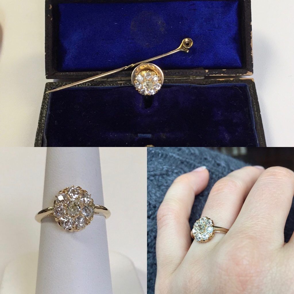 One of a Kind Engagement Ring